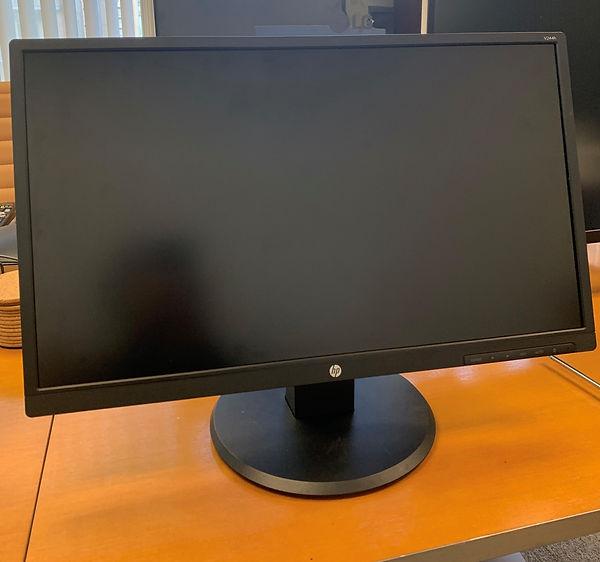 HP vp244 24 inch monitor front.jpg