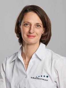 Dr. med. Murielle Huguelet Jordi