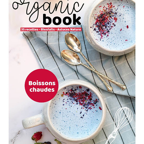 Organic Book - Boissons chaudes