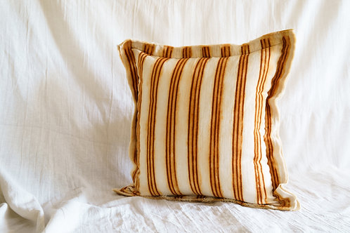 Triple Stripe Pillow
