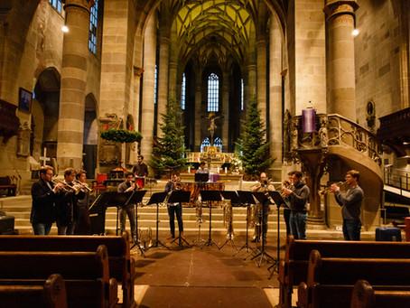 Salaputia Brass goes Christmas