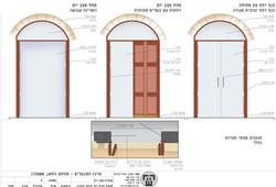 פרט דלת