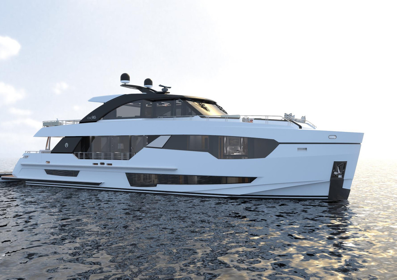 Ocean Alexander Yachts
