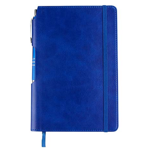 LIBRETA KENYA COLOR AZUL