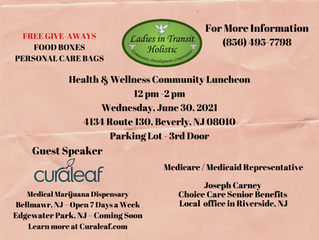 LITCDC Health & Wellness Community Luncheon