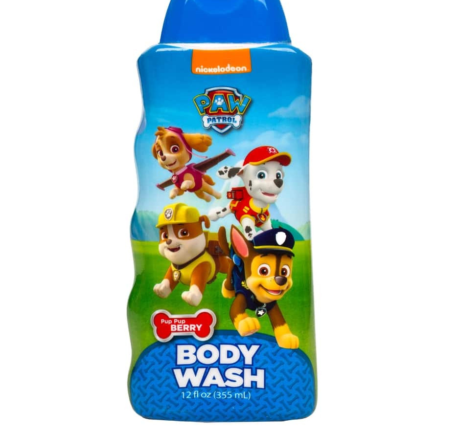 CHILDREN BODY WASH