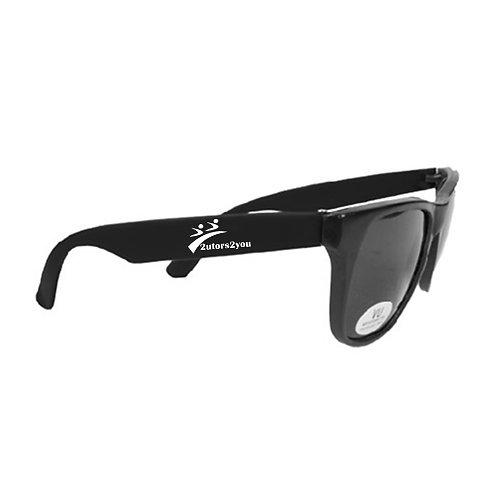 Black Sunglasses '2utors2you'