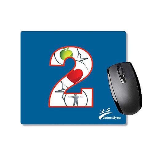 Full Color Mousepad '2utors2you Health'