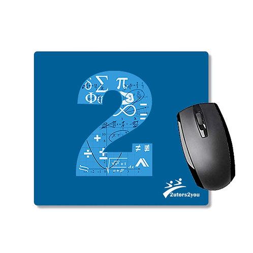 Full Color Mousepad '2utors2you Math'