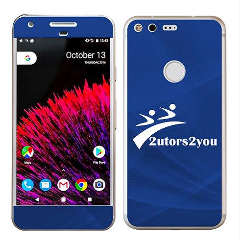 Google Pixel Skin '2utors2you'