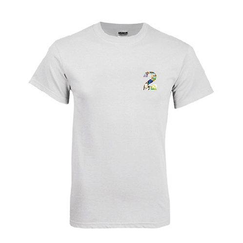 White T Shirt '2utors2you English'