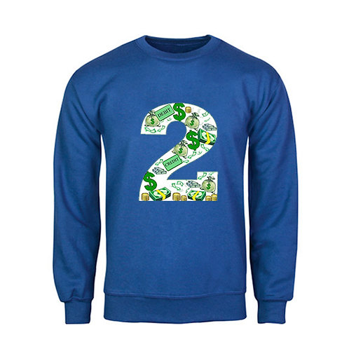 Royal Fleece Crew '2utors2you Financial'