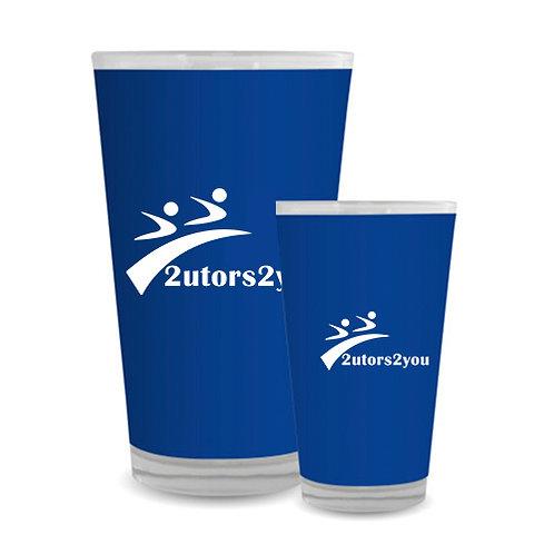 Full Color Glass 17oz '2utors2you'