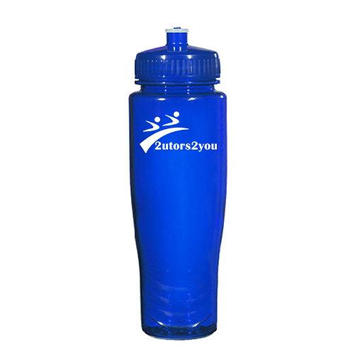 Spectrum Blue Sport Bottle 28oz '2utors2you'