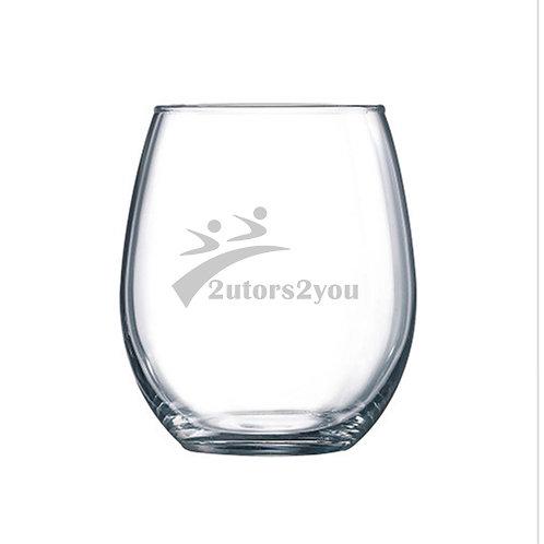 Libbey Stemless Glass 17oz '2utors2you'