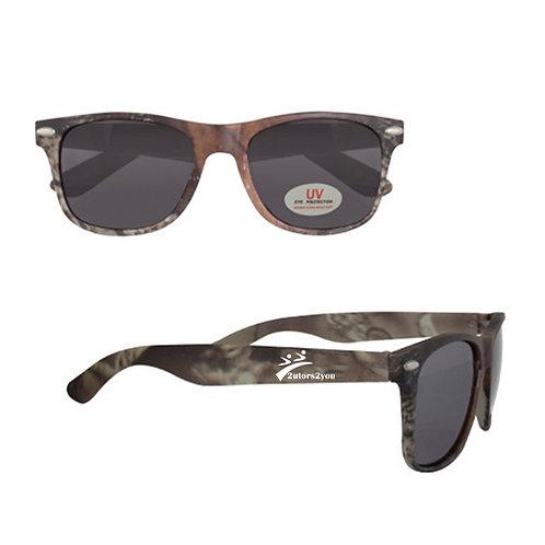True Timber Camo Sunglasses '2utors2you'