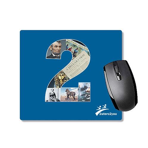 Full Color Mousepad '2utors2you History'