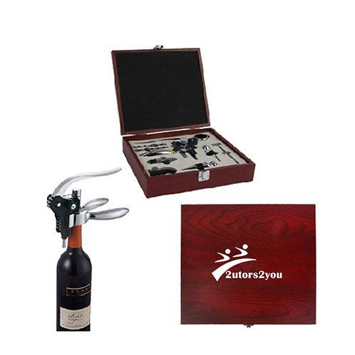 Executive Wine Collectors Set '2utors2you'