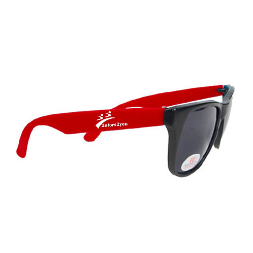 Red Sunglasses '2utors2you'