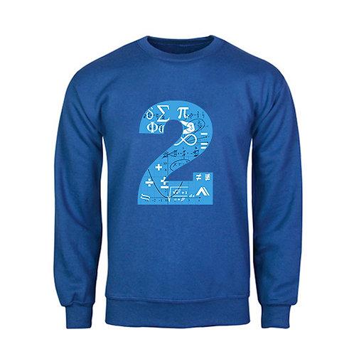Royal Fleece Crew '2utors2you Math'