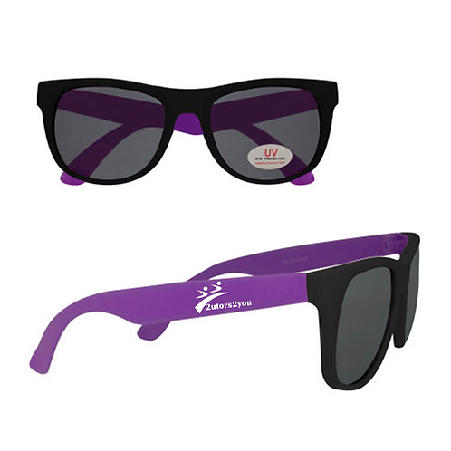 Purple Sunglasses '2utors2you'
