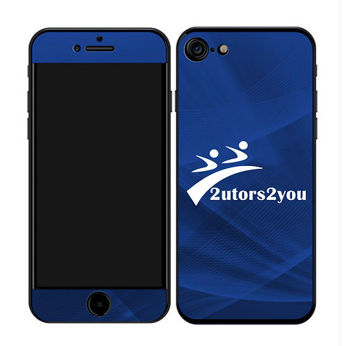 iPhone 7/8 Skin '2utors2you'