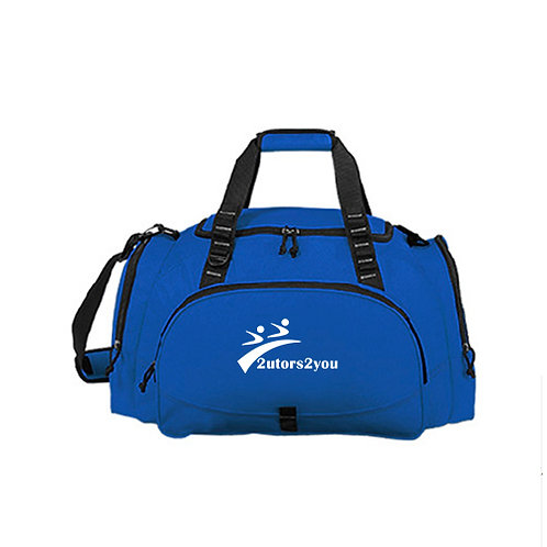 Challenger Team Royal Sport Bag '2utors2you'