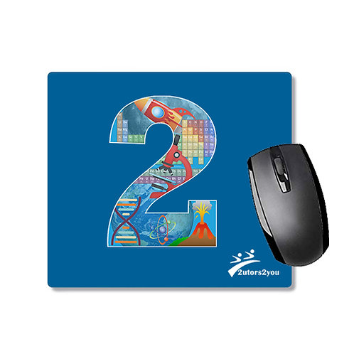 Full Color Mousepad '2utors2you Science'