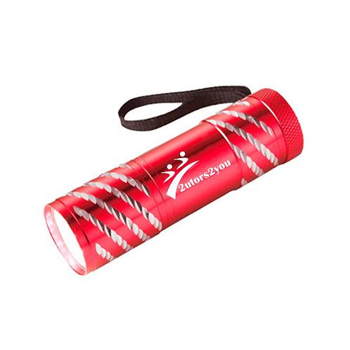 Astro Red Flashlight '2utors2you'