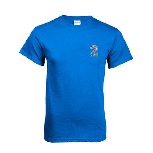 Royal T Shirt '2utors2you Science'