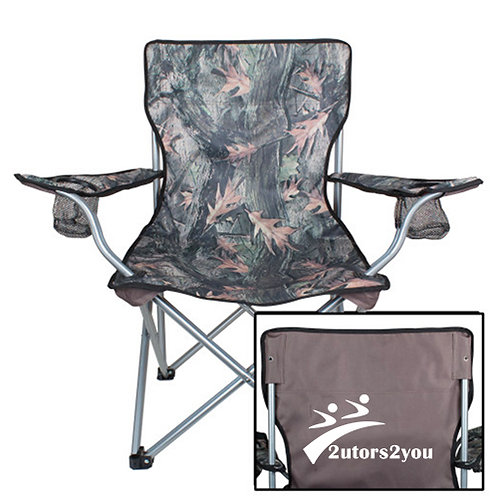 Hunt Valley Camp Captains Chair '2utors2you'