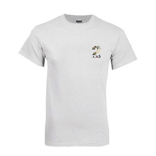 White T Shirt '2utors2you History'