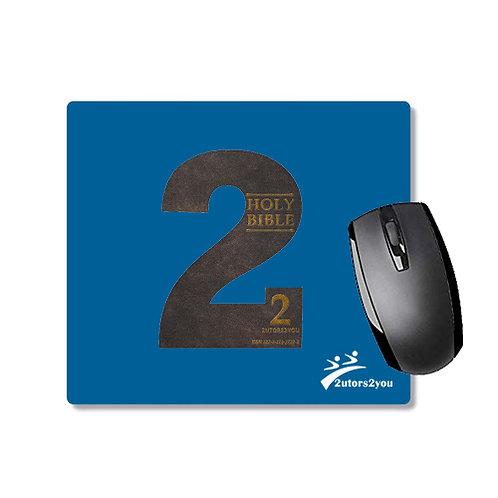 Full Color Mousepad '2utors2you Bible'