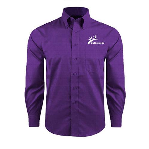 Red House Purple Long Sleeve Shirt '2utors2you'