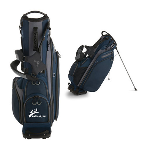 Callaway Hyper Lite 4 Navy Stand Bag '2utors2you'