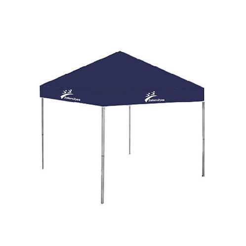 9 ft x 9 ft Navy Tent '2utors2you'