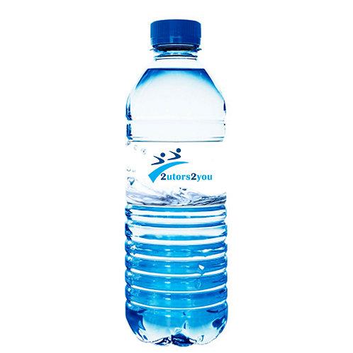 Water Bottle Labels '2utors2you'
