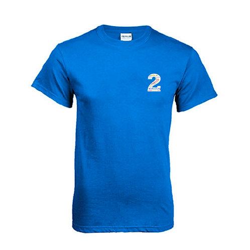 Royal T Shirt '2utors2you Language'