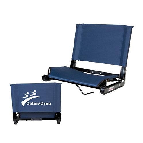 Stadium Chair Navy '2utors2you'