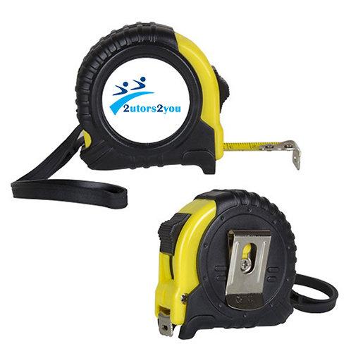 Journeyman Locking 10 Ft. Yellow Tape Measure '2utors2you'