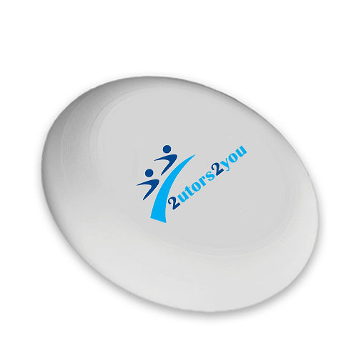 Ultimate White Sport Disc '2utors2you'