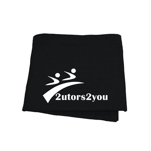Black Sweatshirt Blanket '2utors2you'
