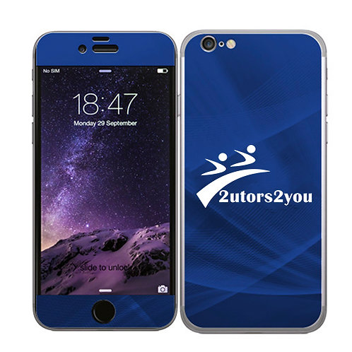 iPhone 6 Skin '2utors2you'