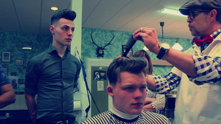 Cursus Old-school HAIRSTYLING