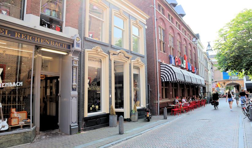Locatie Bakkes Zwolle