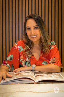 Arquiteta Lara Aguero