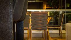 Jardim Provence - Detalhe cadeira 01