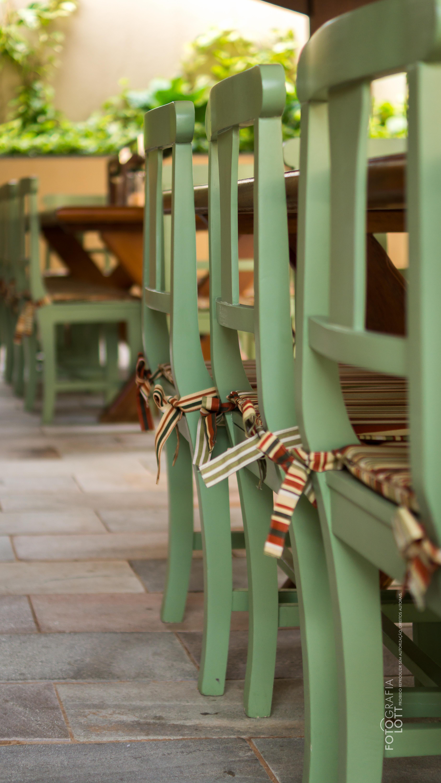Edificio Imperador - Detalhe cadeira