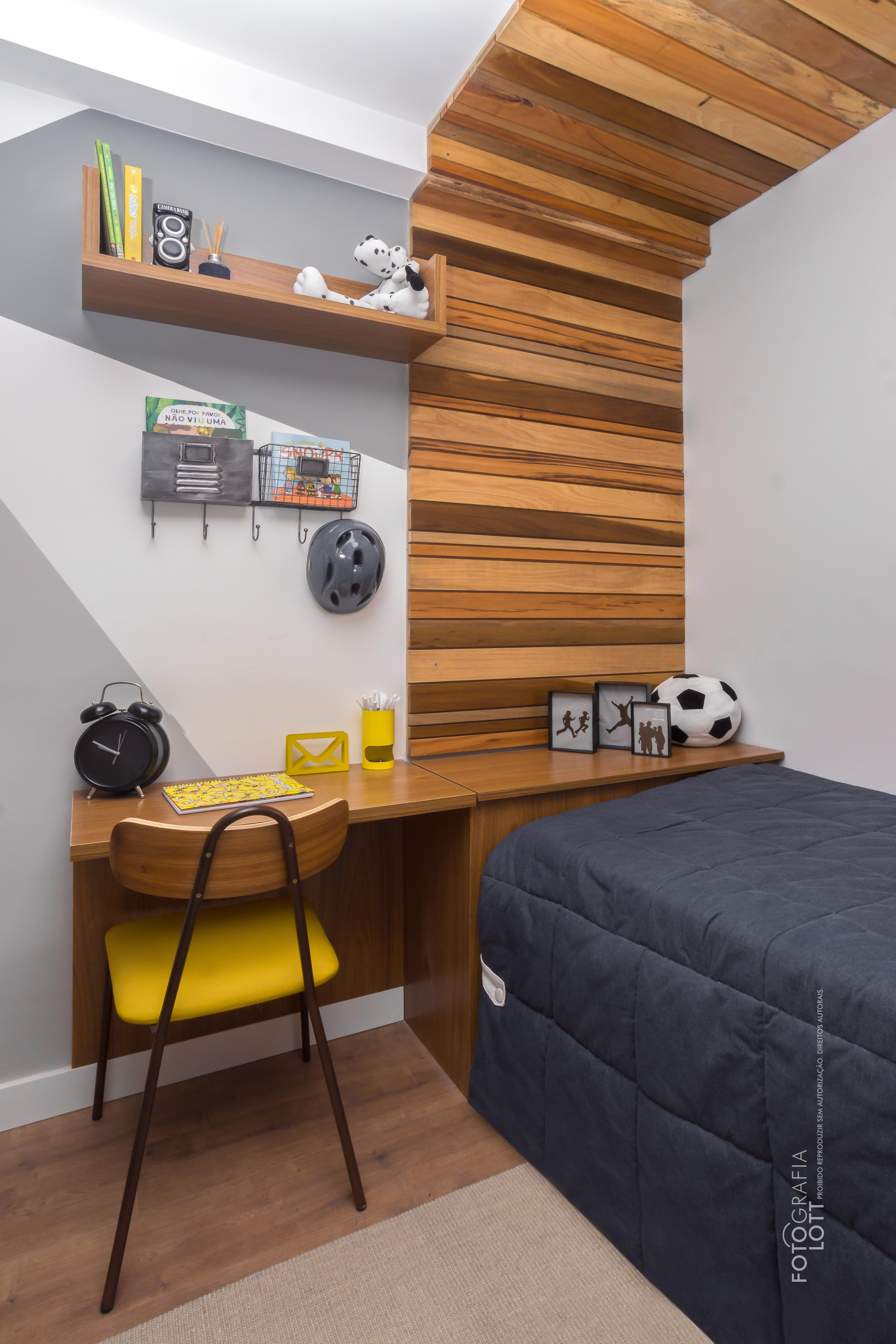 Quarto de apartamento em São Paulo