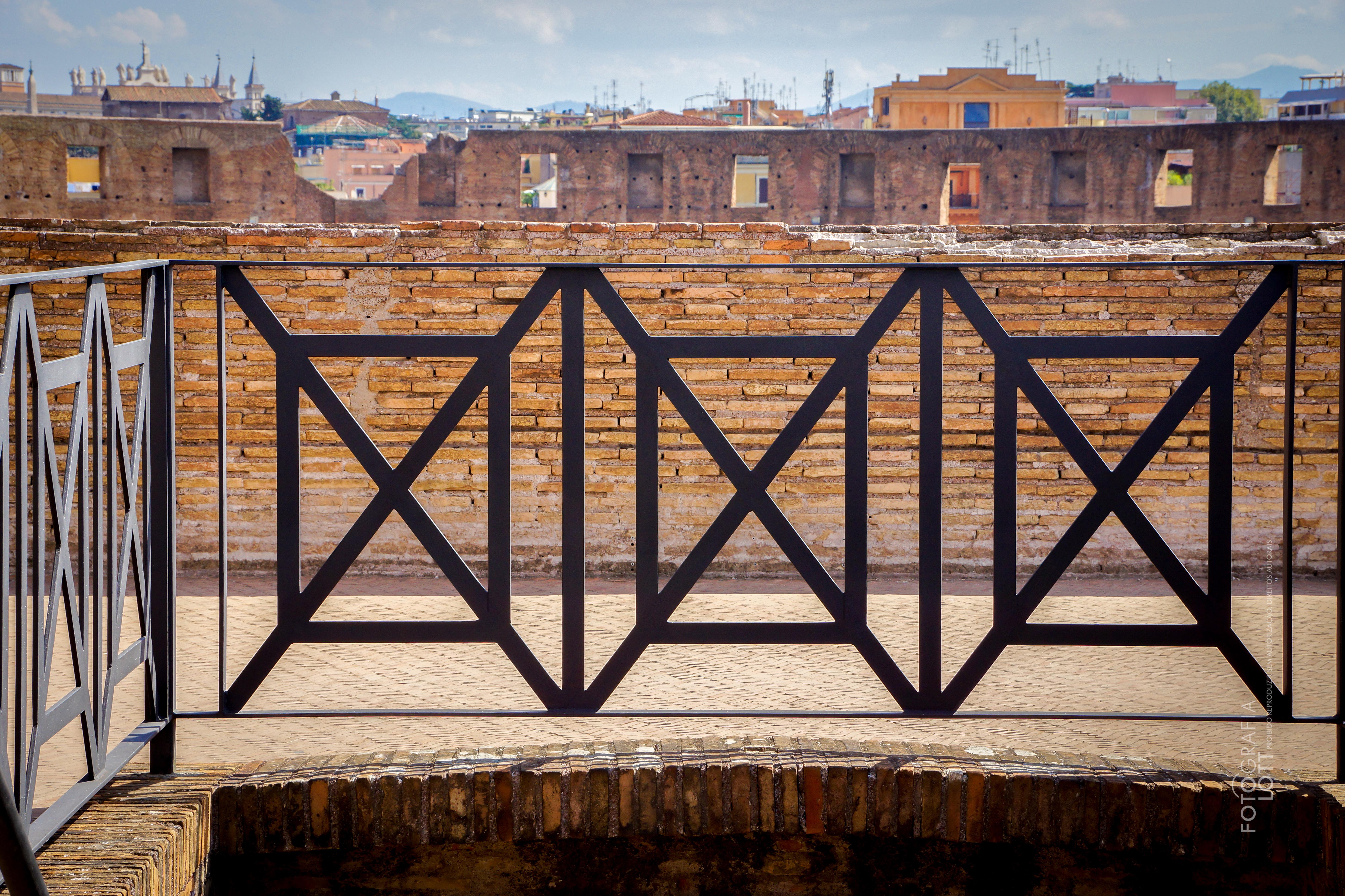 Grade - Coliseu